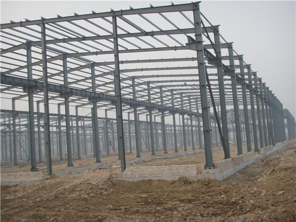 陕西钢结构框架
