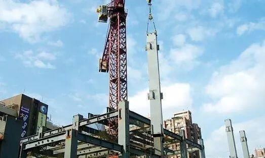 赶紧收藏!钢结构框架吊装工艺流程