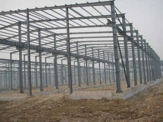 有关陕西钢结构工程的焊接技术有点那些