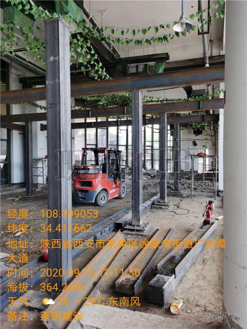 西安浐灞夹层结构项目介绍