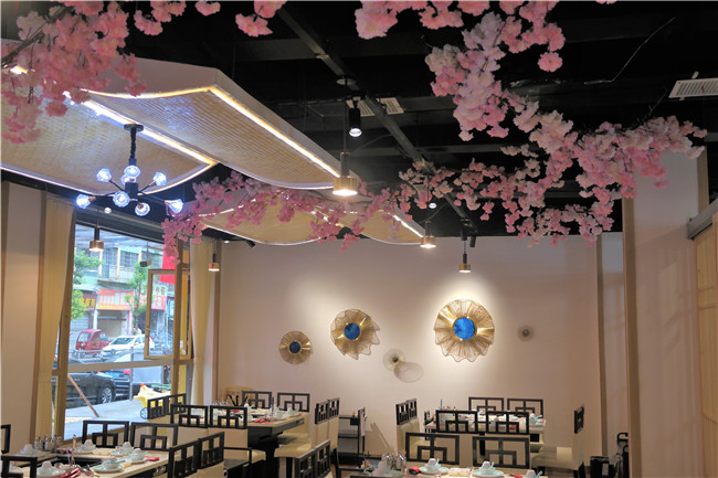 汤锅加盟店环境