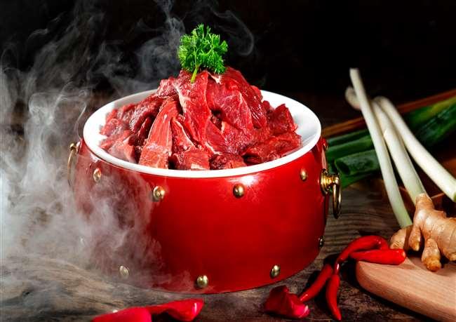精品鲜牛肉