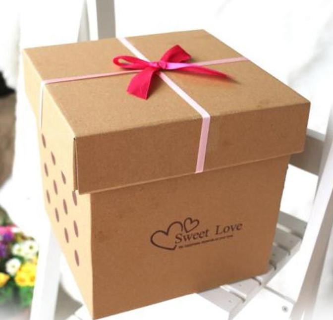 礼品包装纸盒印刷时是采用的是什么纸?