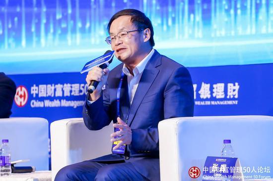 汇添富总经理张晖:中国投资者结构在发生变化