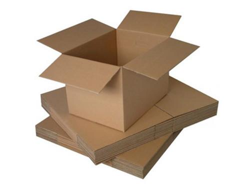 张家口纸箱日常要做好防潮处理!纸箱存放怎么叠?