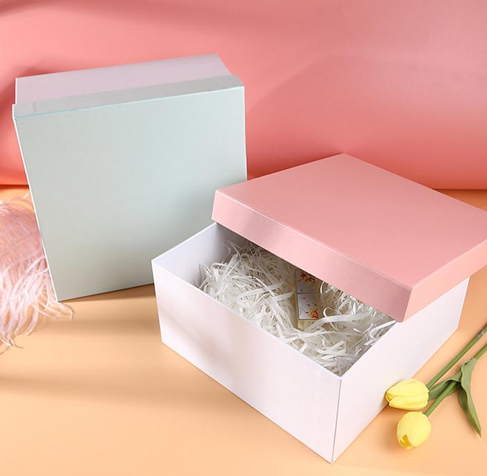 礼品盒为什么定制的好?