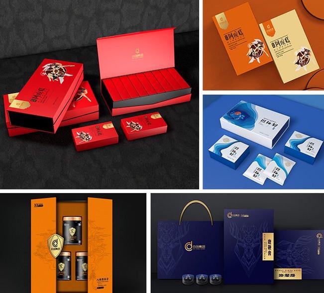 6种常见的礼品盒定制材质及工艺
