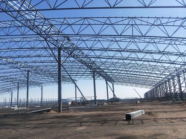 钢结构工程 应用广泛