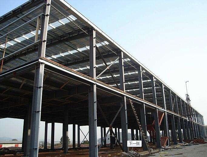 内蒙古钢结构施工