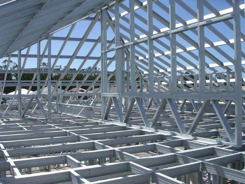 内蒙古钢结构安装
