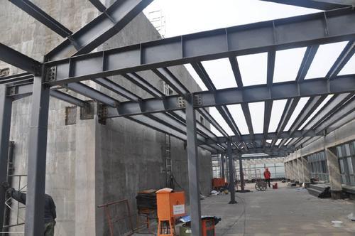 钢结构加工成形中变形问题处理方法