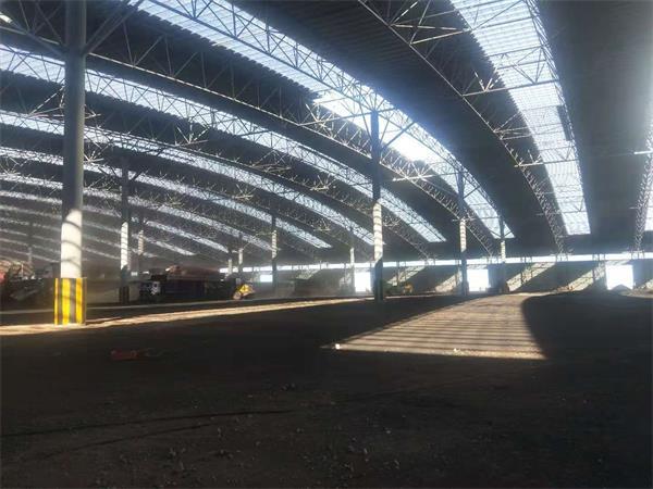 钢结构美术馆建筑工程