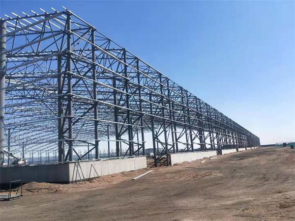 钢结构建筑工程施工