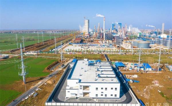 安徽省首座全户内钢结构变电站投运