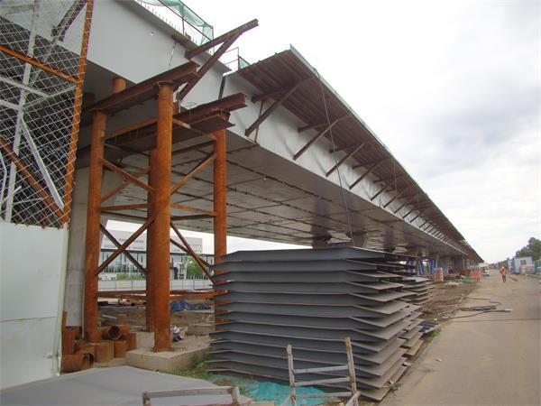 钢结构桥梁工程施工