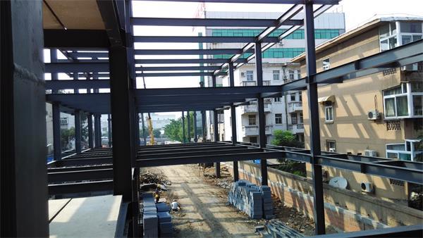 农贸市场钢结构工程