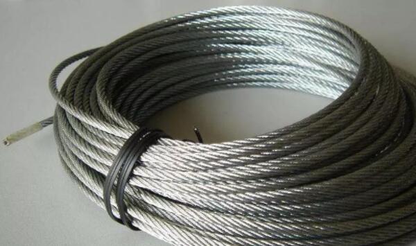 钢结构常用钢丝绳怎么分类?都有哪些特点和用途?