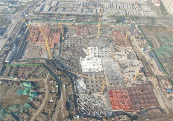 杭州亚运会棒(垒)球馆完成土方开挖