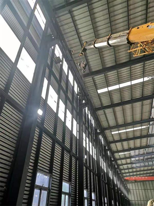 楼承板在施工时如何专业搭建?有哪些方面要注意?