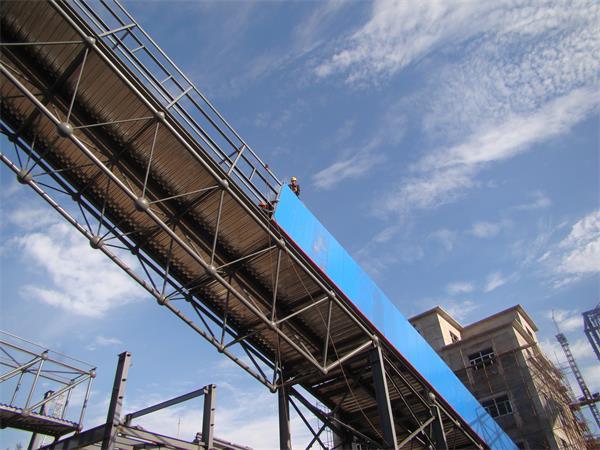内蒙古钢结构工程
