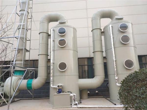 河南废气处理设备小编告诉大家:废气处理设备安装时常见的问题