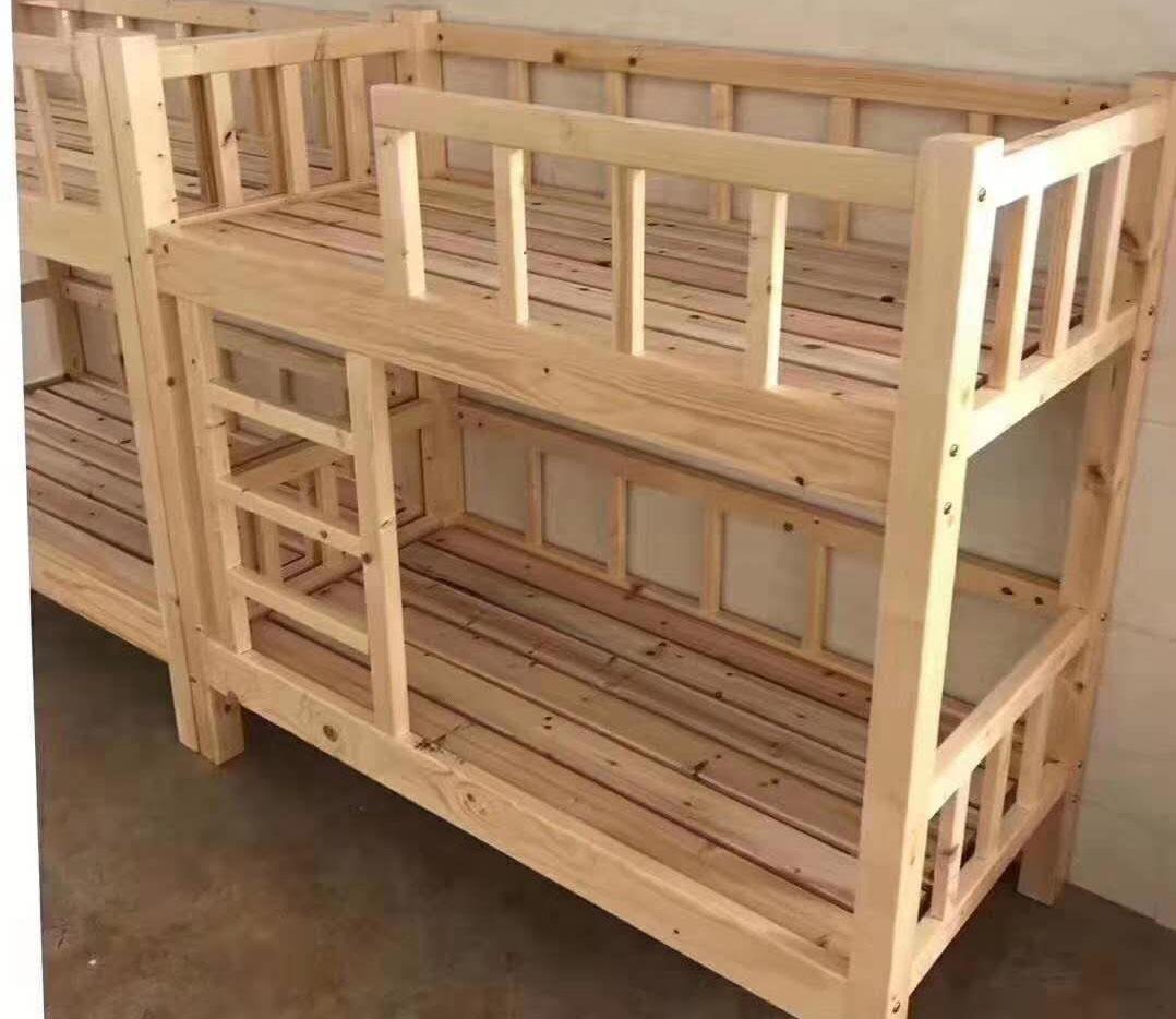 幼兒園家具-幼兒雙層床