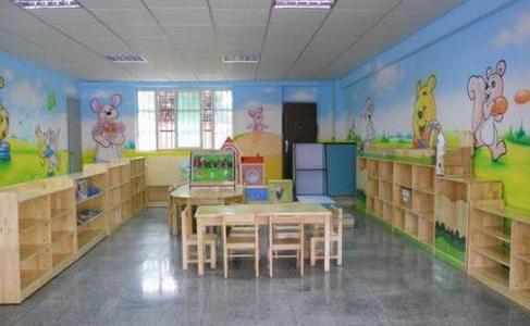 四川幼儿园实木家具