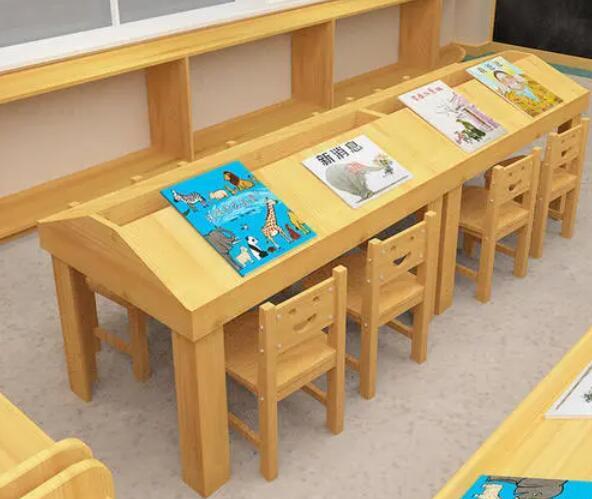如何选购幼儿园家具?这篇干货快快收藏!