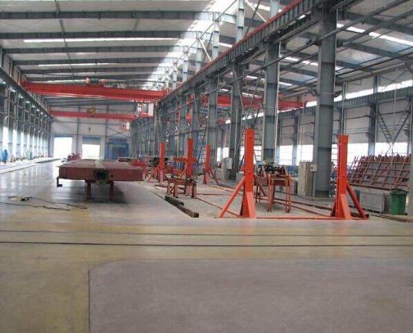 四川新型彩钢围挡厂区展示