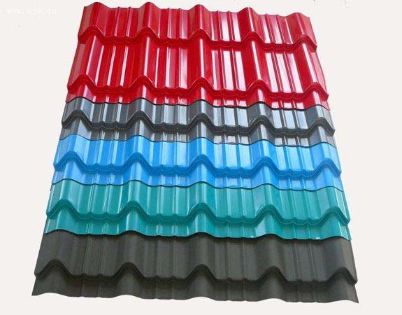 简析关于彩钢屋面防水特点