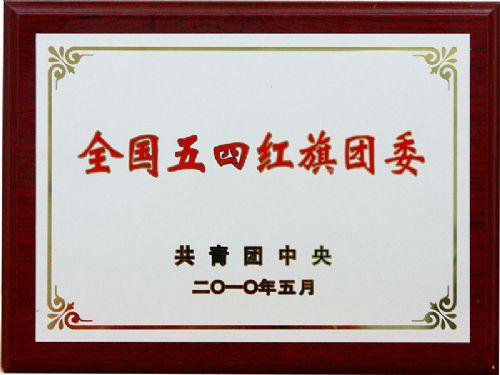 五四红旗团委