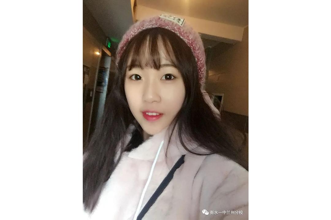 2020优秀学子熊珍妮(中南财经政法大学)