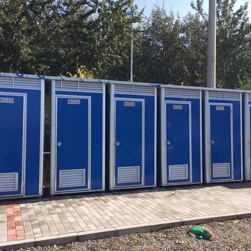 成都移动厕所提高我们的生活
