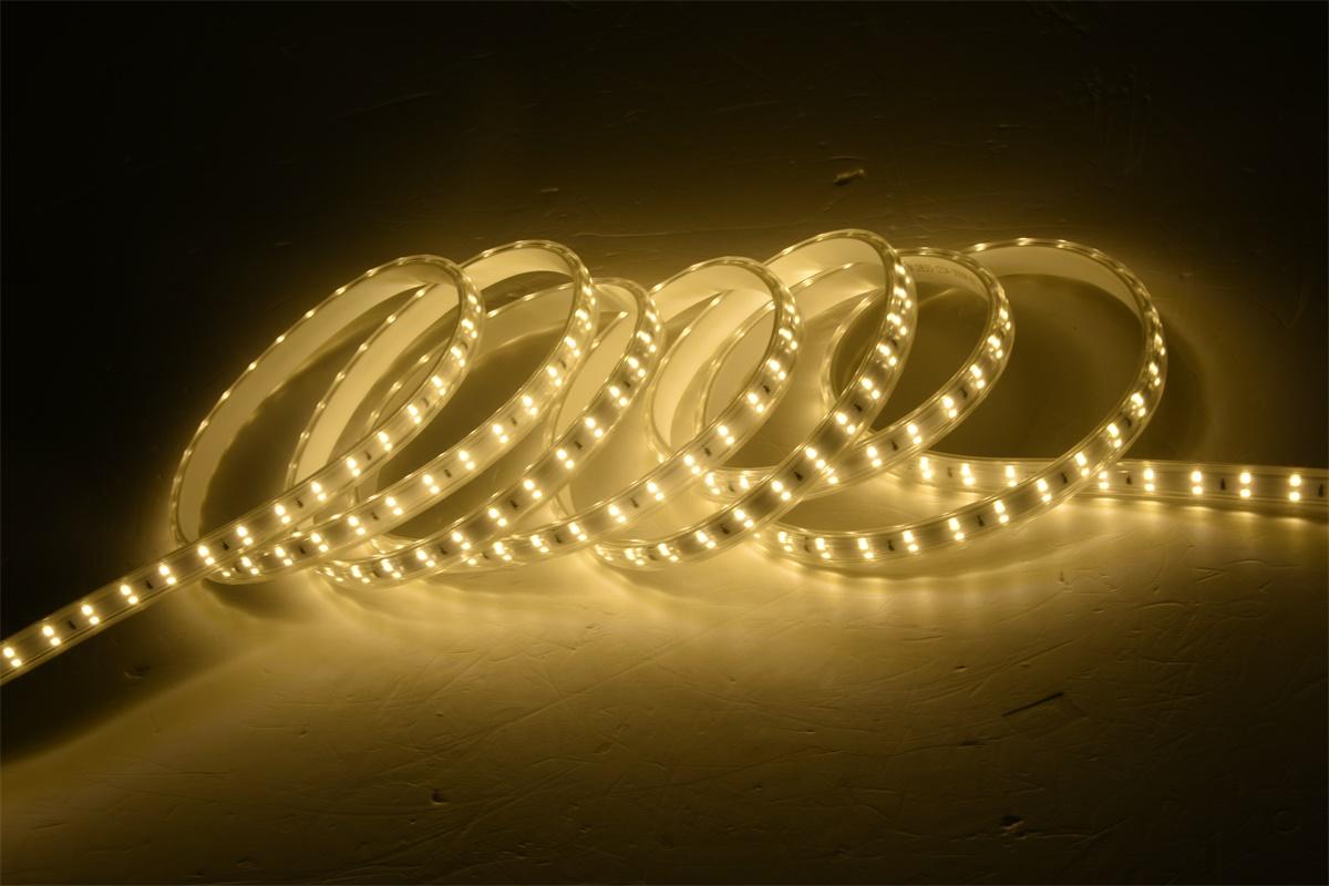 LED灯带品牌在产业企业规模经济保持一个快速增长