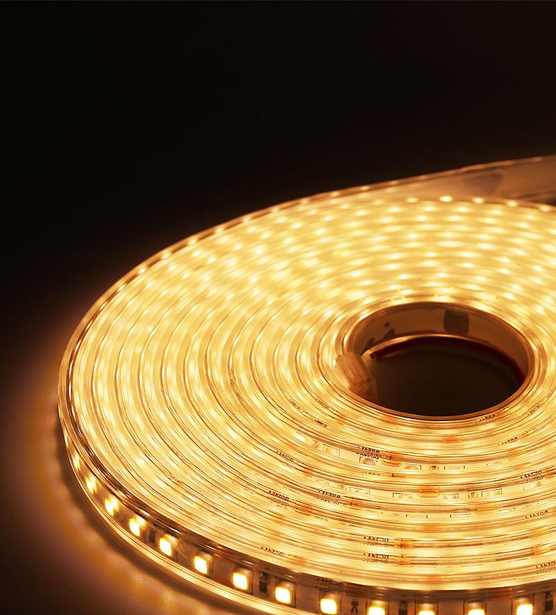 蛟龙系列 硅胶防水灯带
