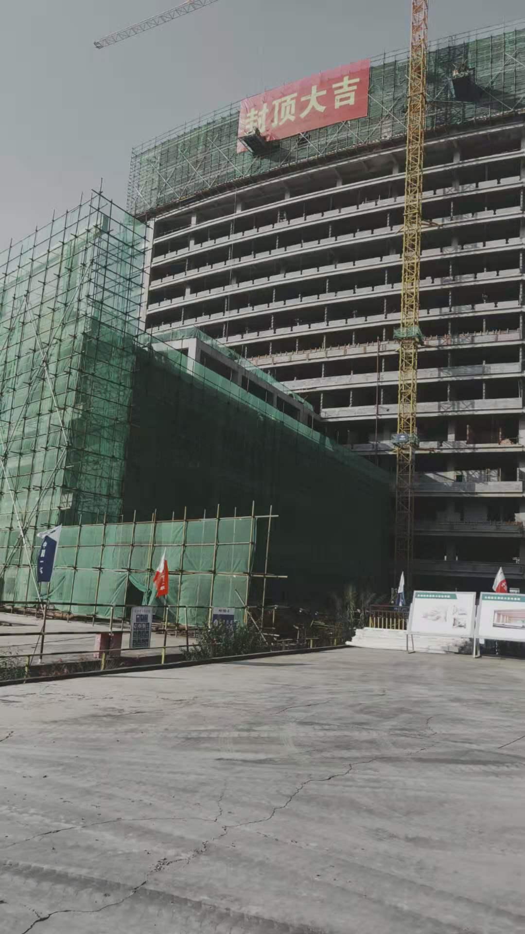 攀枝花市花城中心医院,攀枝花镀锌风管10万平方工程案例
