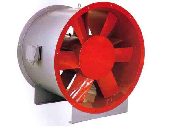 浅谈攀枝花排烟风机关于HTF型排烟风机有哪些特点?它是怎么接线的?