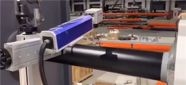 成都钢丝网骨架复合管生产线视频