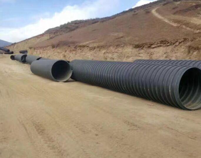 四川钢带螺旋波纹管厂家客户案例:宜宾