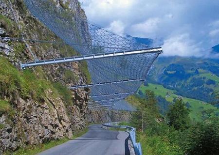 张掖绿化边坡防护网