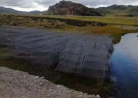石笼网安装工程