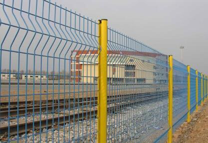 框架护栏网的不同结构在不同场地的应用