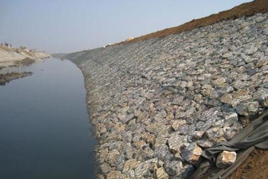 兰州石笼网厂家分享石笼网的作用