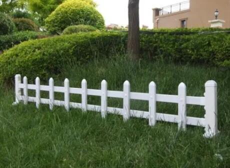 草坪护栏的作用