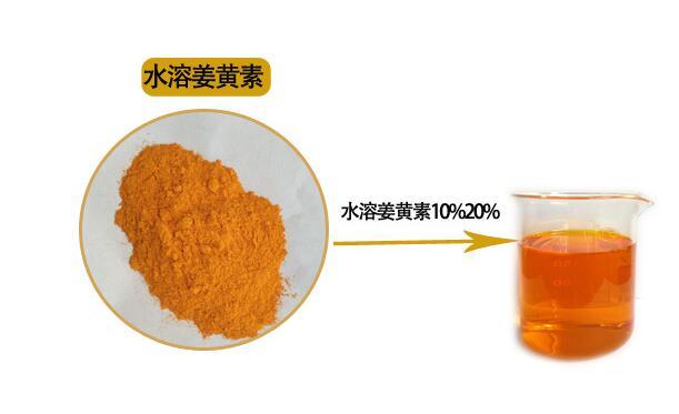 水溶性姜黄素对生物有很大的帮助,使用性很广泛的呦