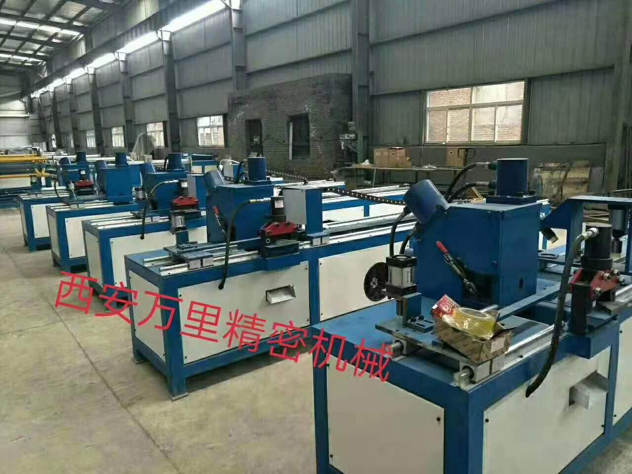 西安万里精密机械来教大家选购角铁法兰自动焊的方法啦