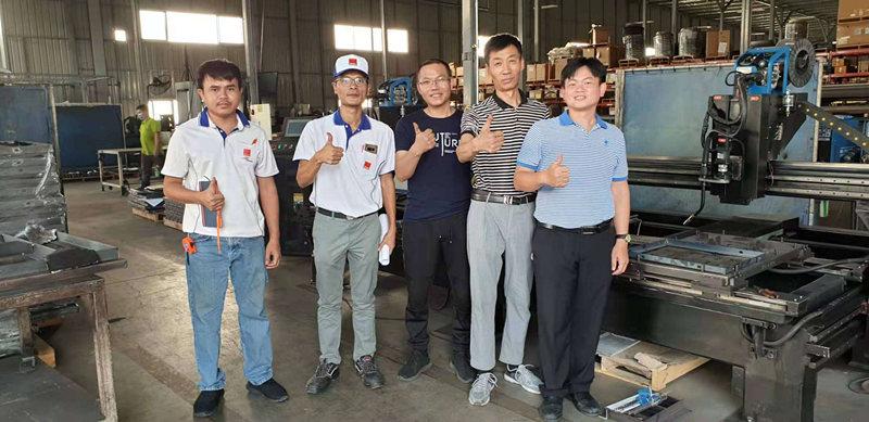 四枪自动焊厂家