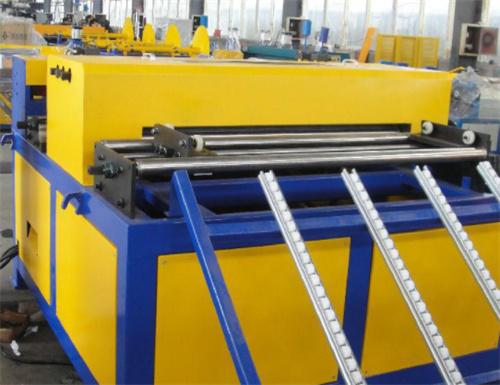 风管生产线的基本介绍和应该实现的功能