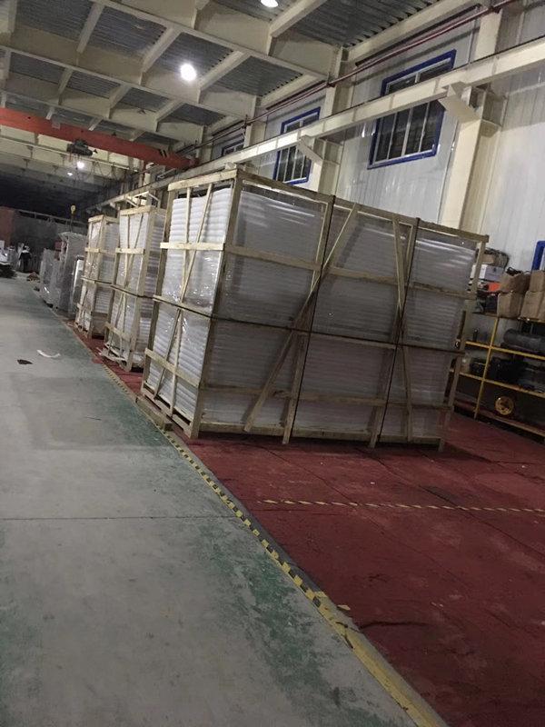 打木架包装生产