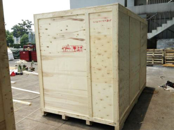 一般会使用哪种木材制作木质包装箱?西安打木架包装厂给大家讲解